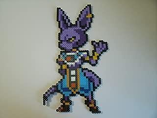 Sprite Beerus - Dragon ball super Hama Beads • Pixel Art • Perler bead