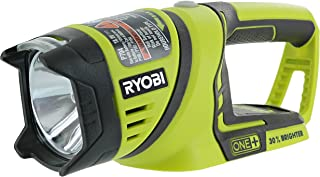 Ryobi One+ P704 18V Lithium Ion Cordless Flashlight w/ Rotating Head (Batteries Not Included, Power Tool Only) (Renewed)