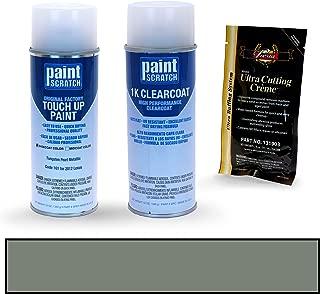 PAINTSCRATCH Tungsten Pearl Metallic 1G1 for 2012 Lexus ES350 - Touch Up Paint Spray Can Kit - Original Factory OEM Automotive Paint - Color Match Guaranteed