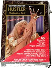 1992 Premier Edition Hustler Complete Fantasy Collector Set - 100 Cards! LIMITED EDITION! (Hustler Premier Edition Complete Fantasy Collection)