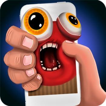 Antistress Ball Eye Simulator | Simulador de ojo de Pelota anti-estrés - Levante su estado de ánimo !