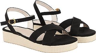 Do Bhai Casual/Platform Heels Sandal For Women