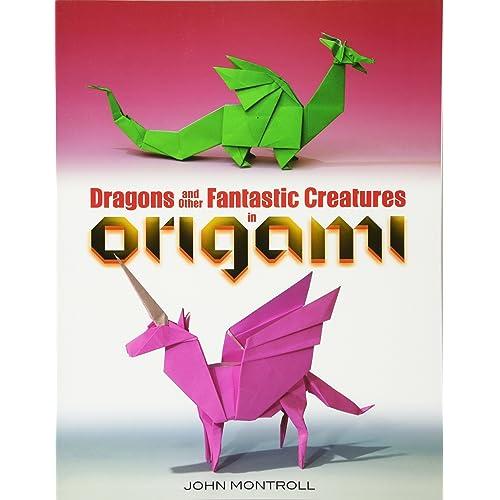 Origami Western Dragon instructions (Shuki Kato) - YouTube | 500x500