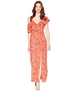 Midnight Flower Dress