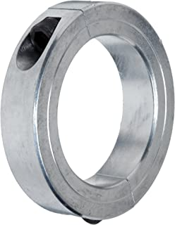 Climax Metal 2C-200-A Aluminum Two-Piece Clamping Collar, 2