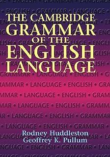 The Cambridge Grammar of the English Language (English Edition)
