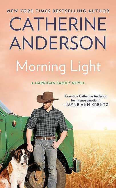 Morning Light (Kendrick/Coulter/Harrigan series Book 8) (English Edition)