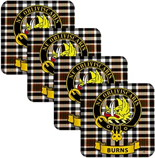 burns scottish crest