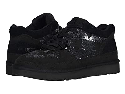 UGG Highland Sneaker (Black Sequins Stars) Women