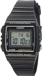 Casio W-215H-1AV Illuminaor Black Classic Digital Watch