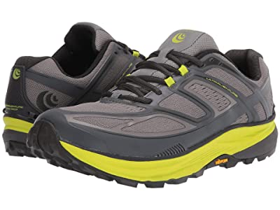 Topo Athletic Ultraventure (Grey/Green) Men