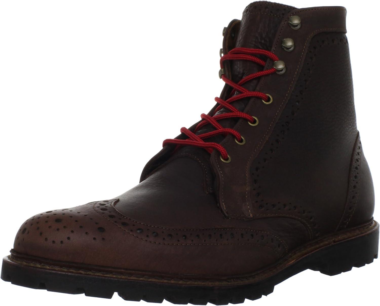 Allen Edmonds Men's Long Branch Lace-Up Boot