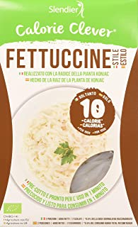 Pasta Konjac Fettucine sin gluten BIO - Slendier - 400g (cja