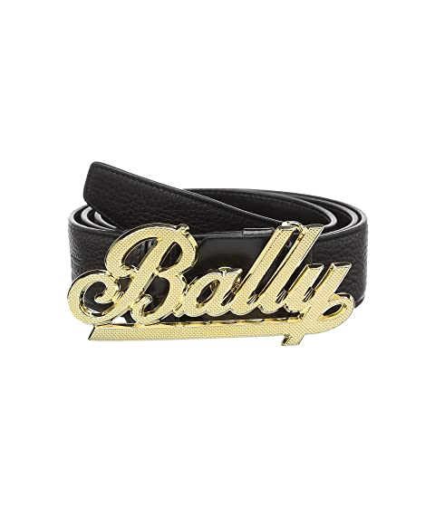 Bally Swoosh Adjustable/Reversible Belt