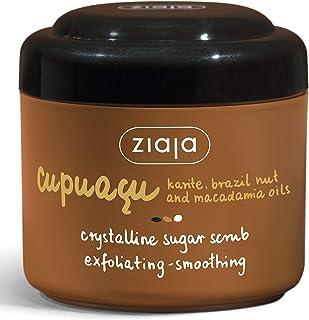 Ziaja - Cupuaçu Exfoliante Corporal de Azúcar Cristalino