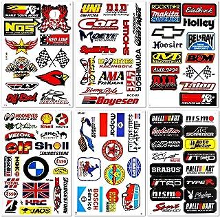 Auto Car Race Hot Rod Racer Performance Equipment Tool Automotive Motorsport Skateboard Bike...