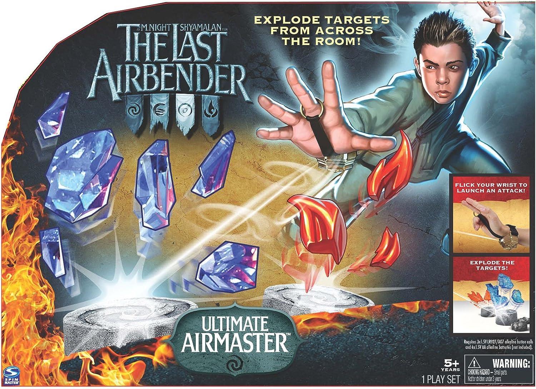 The Last Airbender  Ultimate Air Master