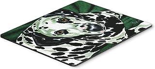 Caroline's Treasures AMB1359MP Emerald Beauty Dalmatian Mouse Pad, Hot Pad or Trivet, Large, Multicolor