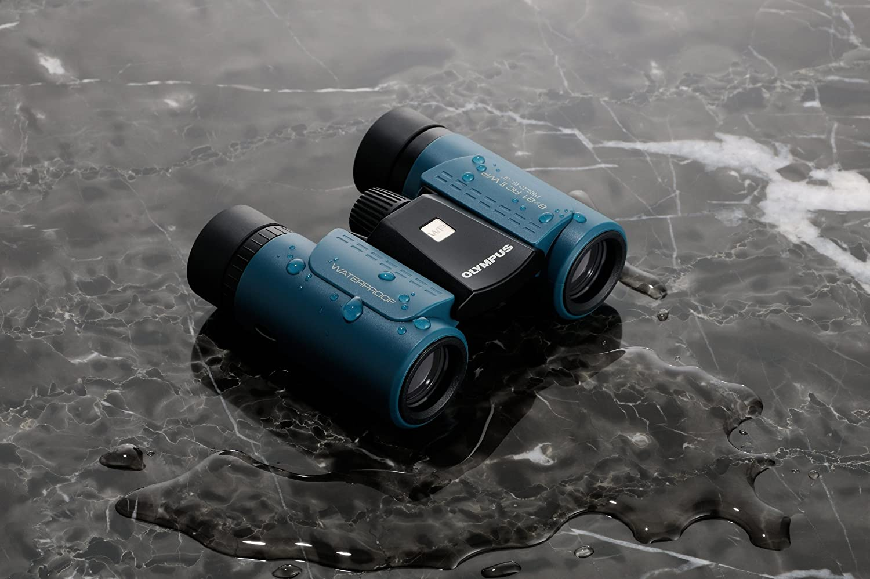 Olympus 8 X 21 Rc Ii Wp Fernglas Olivgrün Kamera
