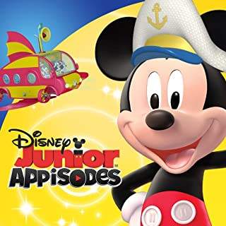 Sea Captain Mickey - Mickey Mouse Clubhouse - Disney Junior Appisodes
