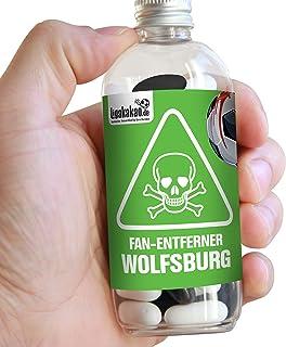 Fan-Entferner Wolfsburg   Lakritz Giftköder zur effektiven Abwehr von Wolfsburg-Fans   Braunschweig, Hannover & alle Fußball-Fans Aufgepasst, diesen Süßigkeiten kann kein Freund widerstehen