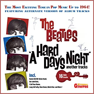 A HARD DAY'S NIGHT another tracks [Analog]