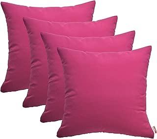 Best hot pink outdoor pillows Reviews