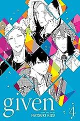 Given, Vol. 4 (4) ペーパーバック