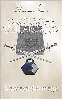 Cronache dell'Arcano: L'ascesa del mago (Italian Edition)