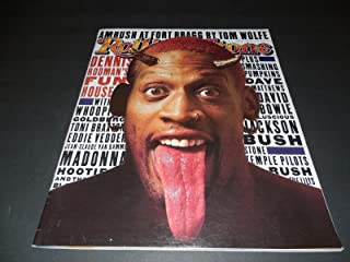 Rolling Stone #749 December 12 1996 Dennis Rodman Cover (...And Isn't He Cute?)