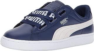 puma creepers navy blue