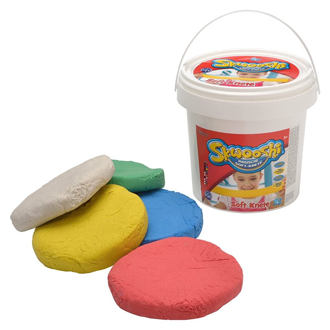 Skwooshi 45300?–?Beluga Soft Clay Container, 1000?g