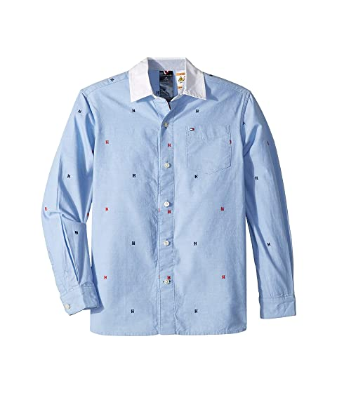 Magnetic Button Shirt (Little Kids/Big Kids)Shirt