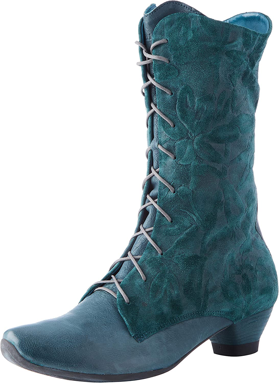 THINK! Women's Snow Mid Calf Boot