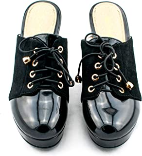 ADORA High Heel Shoes For Women. ASC016 Black (39)