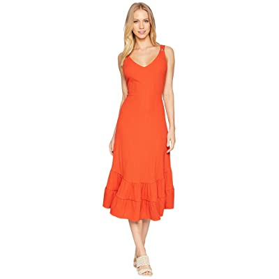 Free People Into You Maxi (Red) Women
