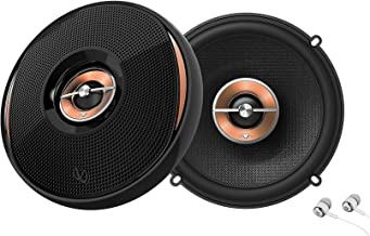 "$159 » New Infinity Kappa 62IX 6.5"" 225 Watts Max (75 Watts RMS) 2-Way Coaxial Car Audio Stereo Multi Element Speakers with UniPi..."