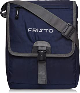 Fristo Blue Unisex Sidebag