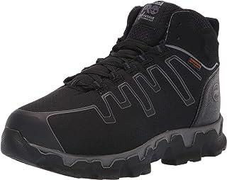 Timberland PRO Men's Powertrain Sport Internal Met Guard Alloy Toe Industrial and Construction Shoe