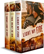 Summer of the Burning Sky Trilogy: An Inspirational Romantic Suspense Novella Trilogy (Montana Fire)