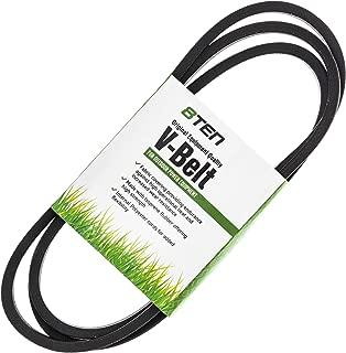 8TEN Drive Belt for John Deere Scotts Sabre L110 L120 L130 X110 LA110 D110 E110 GX20006