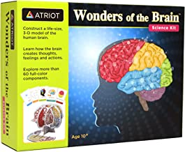 Sponsored Ad - Wonders of The Brain Science Kit, Explore The Human Brain, Ages 10+