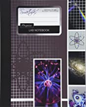 Lab Notebook: Physics Laboratory Notebook for Science Student / Research / College [ 101 pages * Perfect Bound * 8 x 10 inch ] (Composition Books - Specialist Scientific)