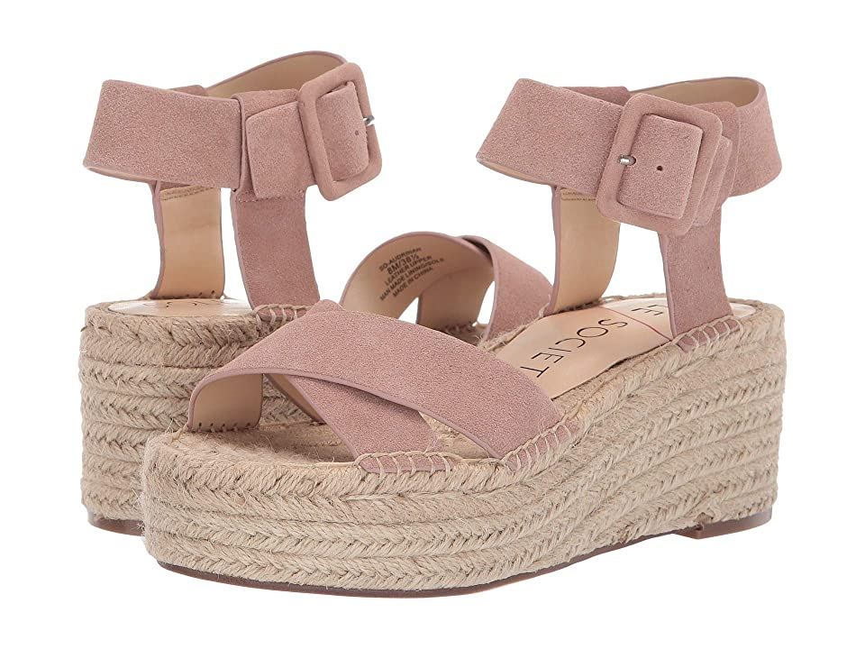 9cb04fb0d01 SOLE   SOCIETY Audrina (Dusty Rose) Women s Shoes