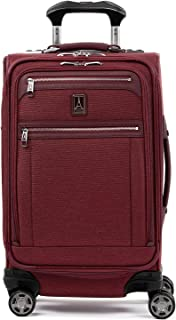 "Travelpro Platinum® Elite 21"" Expandable Carry-on Spinner Suiter Suitcase"