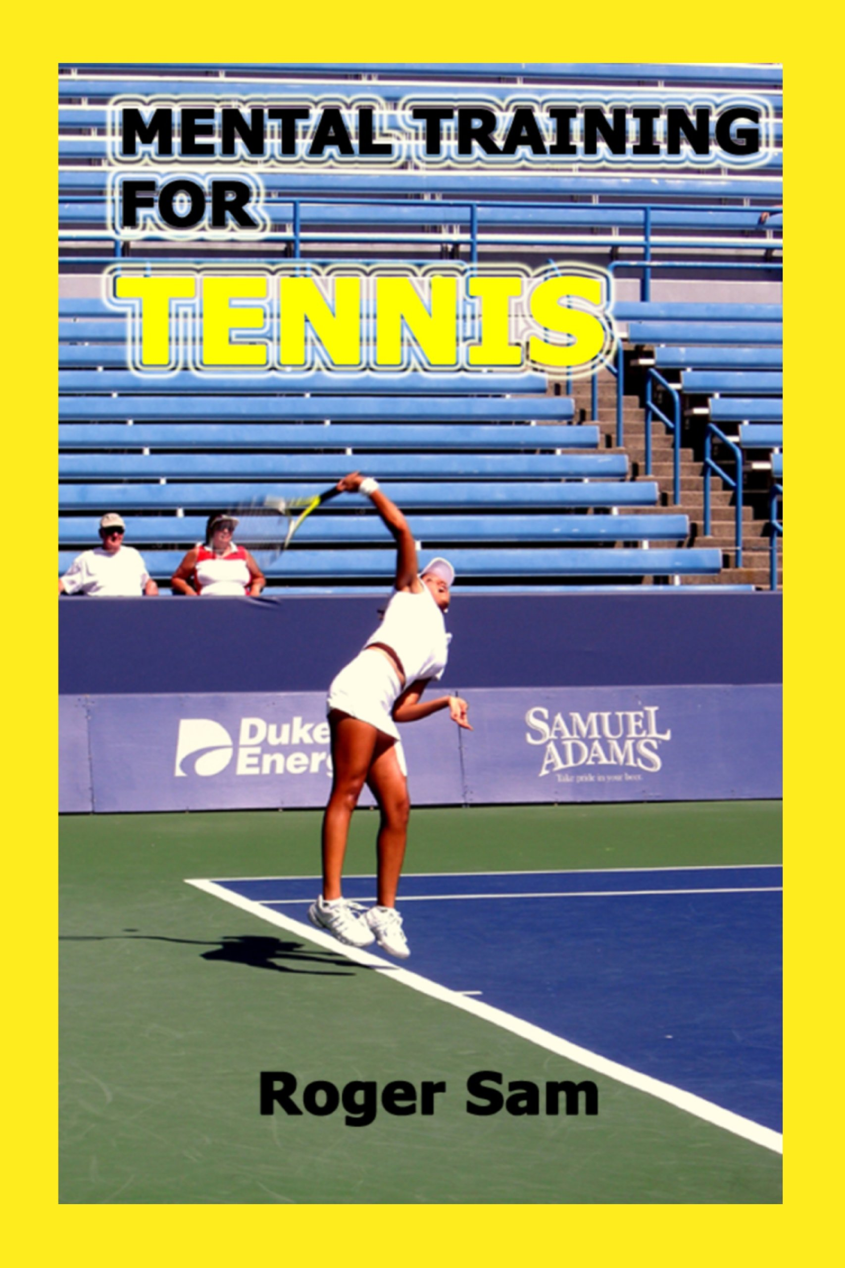 Image OfMental Training For Tennis - Using Sports Psychology And Eastern Spiritual Practices As Tennis Training