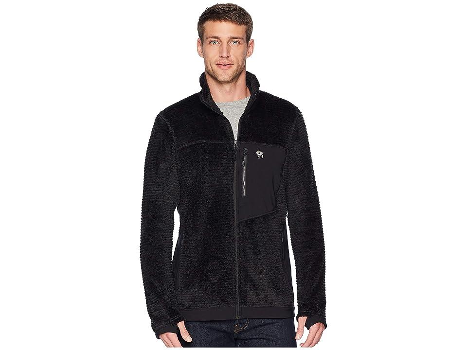 Mountain Hardwear Monkey Mantm Jacket (Black) Men