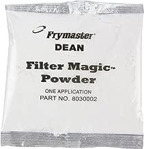 FRYMASTER 803-0002 80 Individual Powder Filter Packs