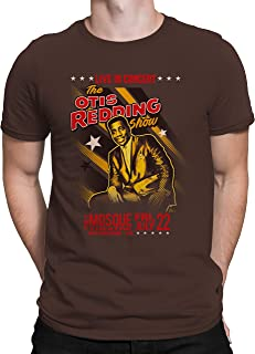 Liquid Blue Otis Redding Show in Concert Mosque Theatre Short Sleeve Tee
