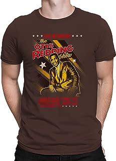تي شيرت بأكمام قصيرة من Liquid Blue Otis Redding Show in Concert Mosque Theatre